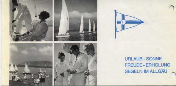 segelschule - früher